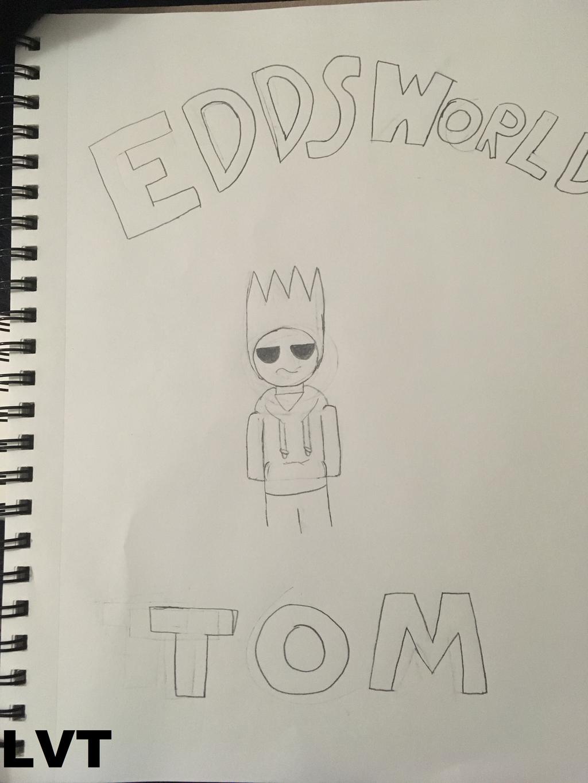 Tom Sketch-EddsWorld by lovetrouble123