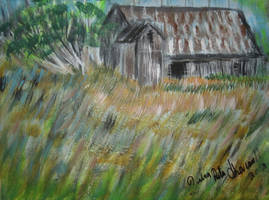 Barn In Glengarry by juliarita
