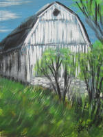 Boundary Road Barn by juliarita