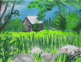 Annie's Barn by juliarita