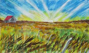 Early Morning Glory by juliarita