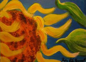 Sunflower Series 4 by juliarita
