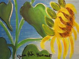 Sunflower Series 7 by juliarita
