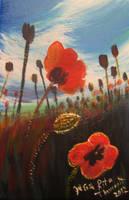 Poppies Beautiful by juliarita