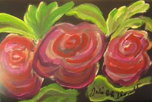 Roses 2 by juliarita