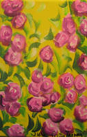 Sunny Roses 2 by juliarita