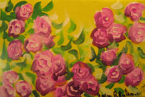 Sunny Roses by juliarita