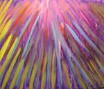 God's Beaming Light by juliarita