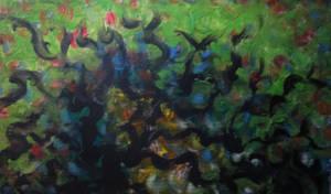 Blackbirds Sing by juliarita