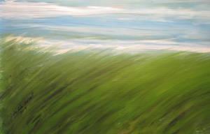 Freedom Blowing In The Wind by juliarita