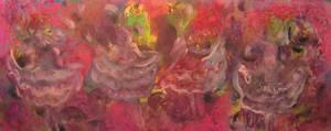 Glowing Dancers by juliarita