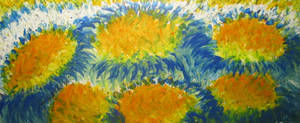 God's Flowers by juliarita