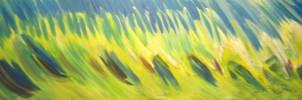 God's Wing by juliarita