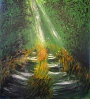 My Lit Path by juliarita