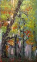 Forest Swing by juliarita