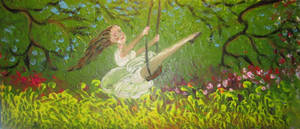 Julie Swinging