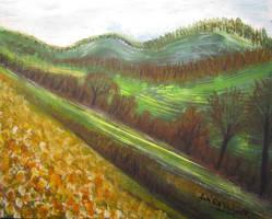 Countryside by juliarita