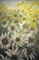 Daisy Shower by juliarita