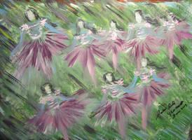 Dancing Dolls by juliarita