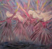 Shower Of Praise by juliarita