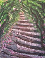Stairway To Heaven by juliarita