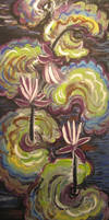 Strange Lillies by juliarita