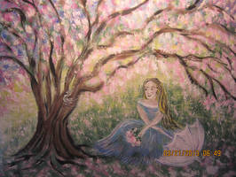The Garden Party by juliarita