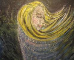 The Wind's Hug by juliarita