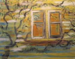 Tree Shadow by juliarita