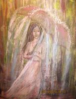 Veltina In The Rain by juliarita