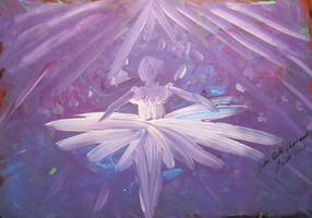 Ballerina Star by juliarita