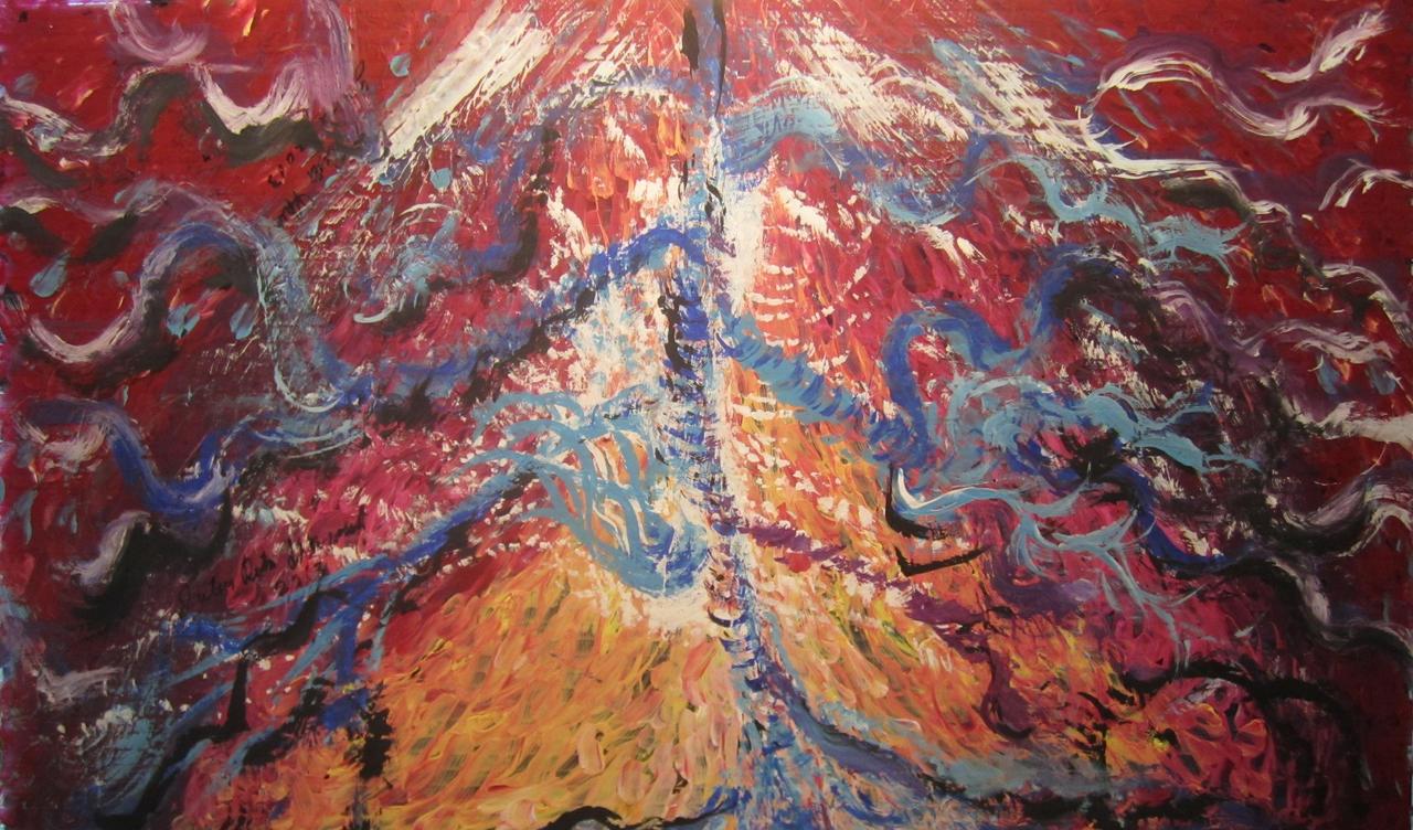 Fire Dancer by juliarita