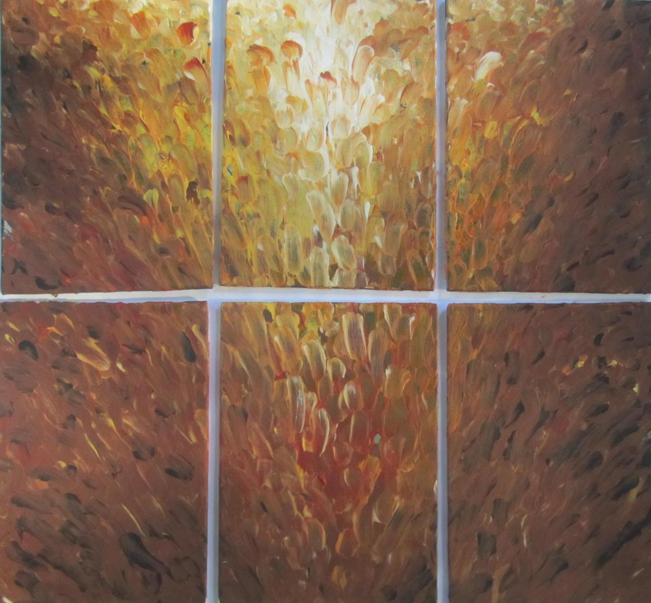 Heavenly Explosion by juliarita