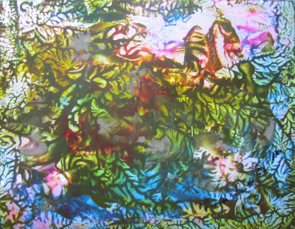 Lilies In Water by juliarita