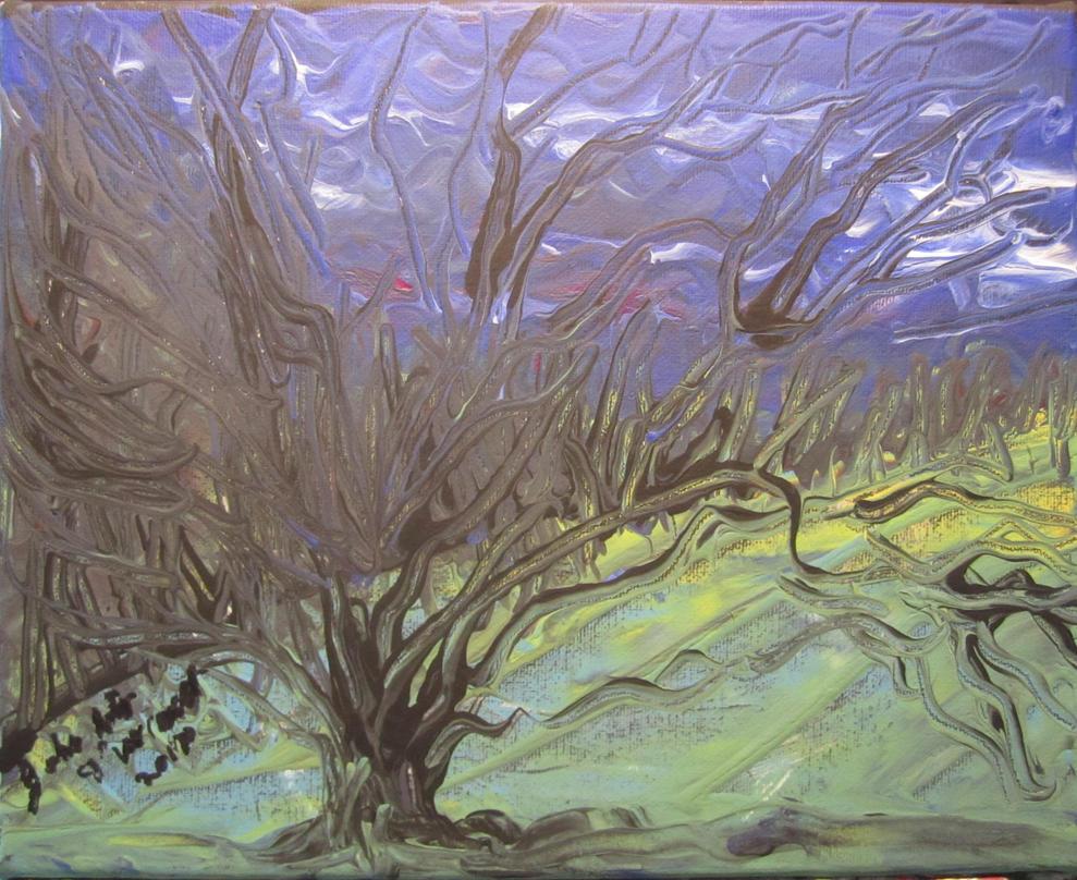 Night Shadows by juliarita