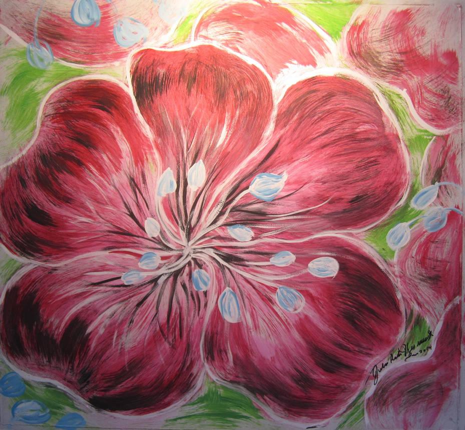 Passion Flower by juliarita