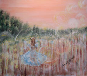Sunshine's Glory by juliarita