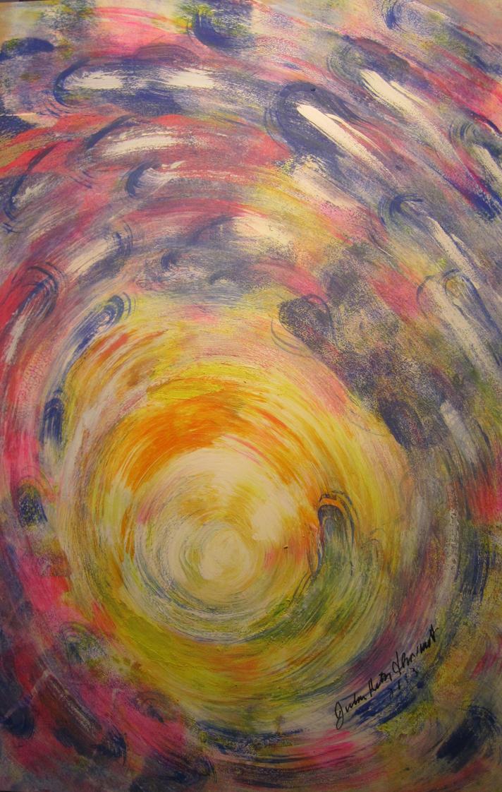 The Vortex Of Self by juliarita