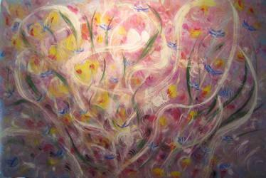 Tree Of Ghosts by juliarita