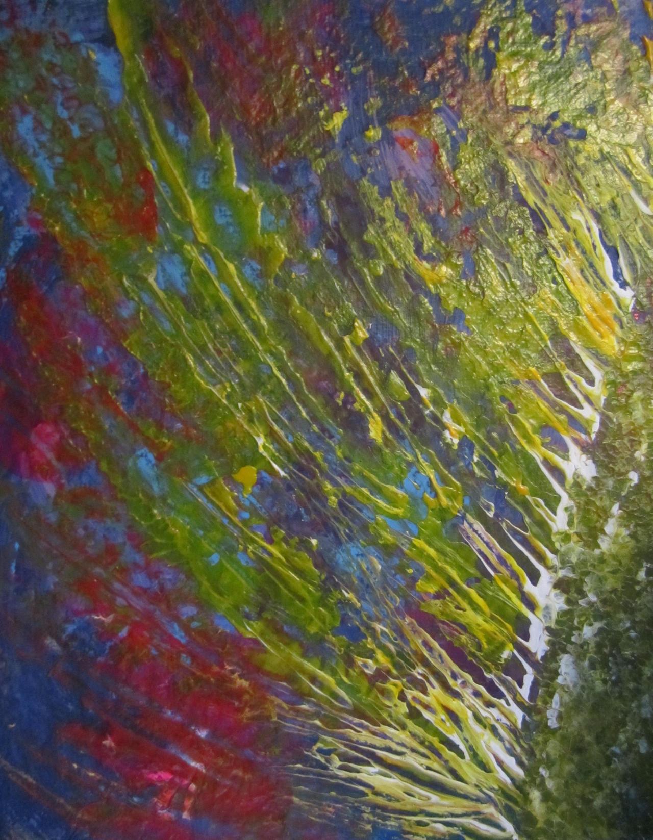 White Birch Reflection by juliarita
