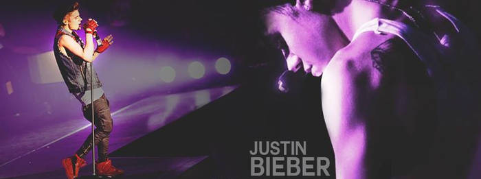 Edition Justin Bieber (Facebook Cover)