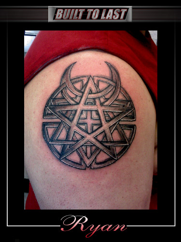 disturbed believe tattoo by donvito45 on DeviantArt