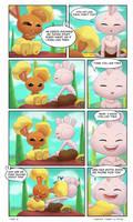 Pokemon Trainer 8 - Page 36 by MurPloxy