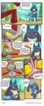 Pokemon Trainer 8 - Page 40 by MurPloxy