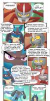 Pokemon Trainer 8- Page 42 by MurPloxy