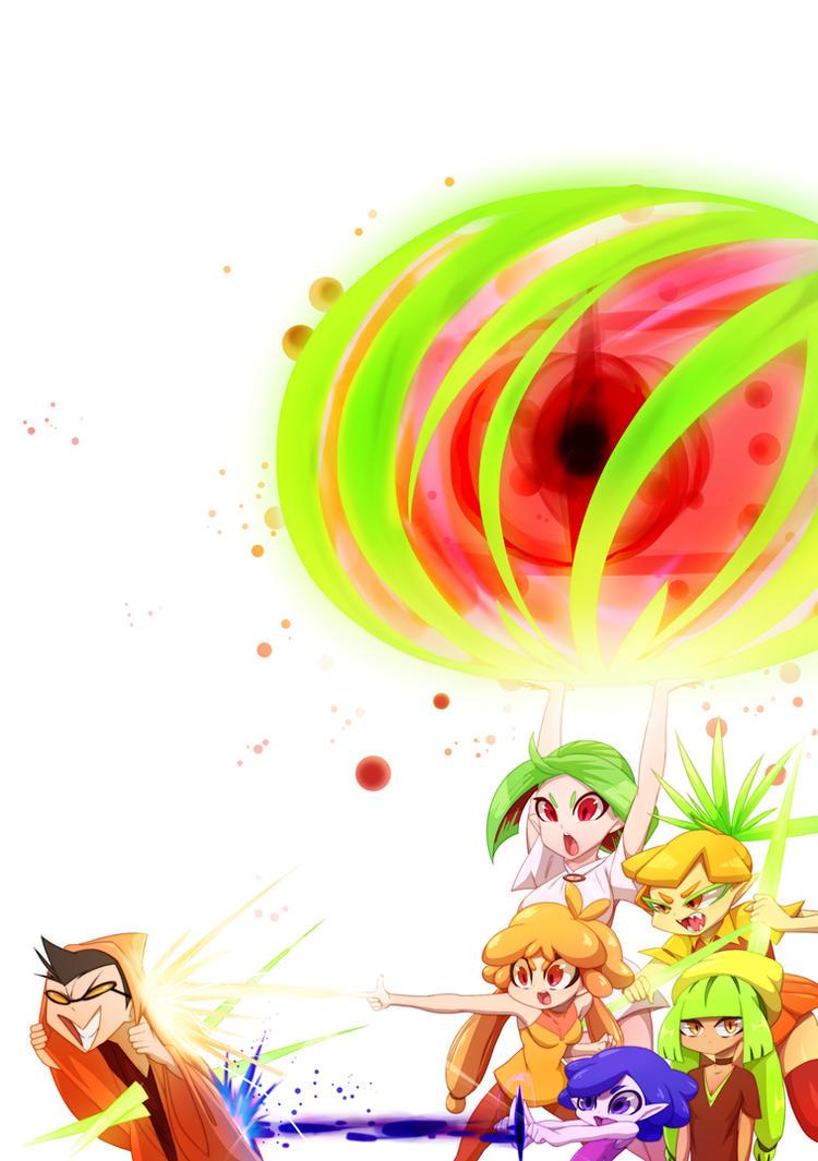 Juizzy Fruits - Fruit Magix by MurPloxy