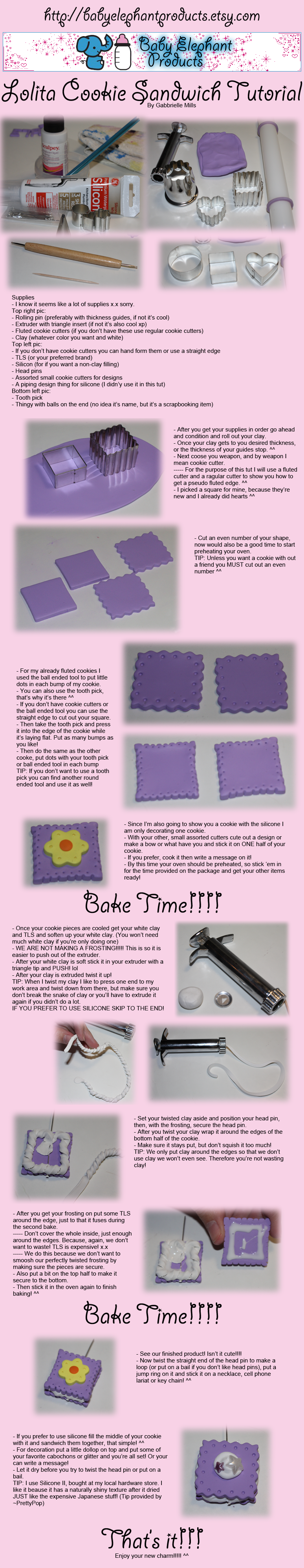 .: Cooke Sandwich Tutorial :. by moofestgirl