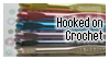 .: Hooked Stamp :. by moofestgirl