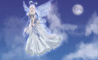 C: Kyara the Dragonfox