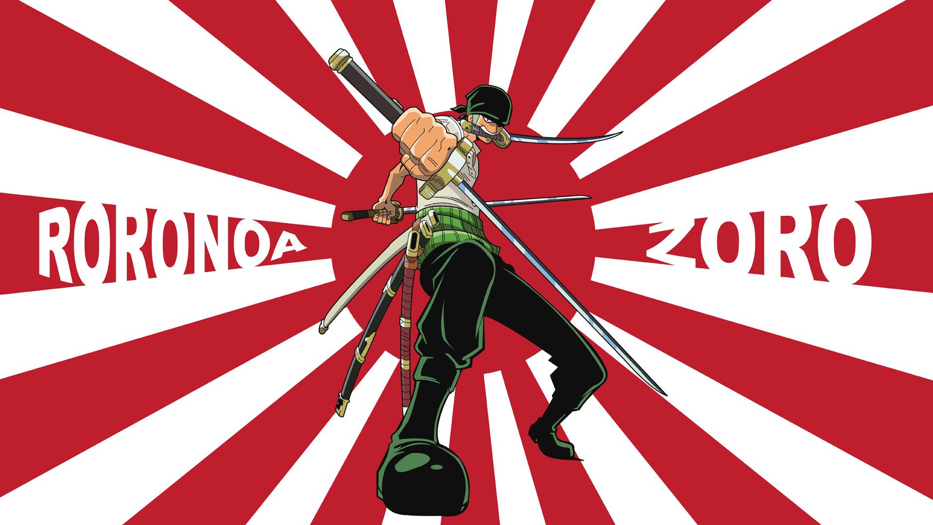 One Piece Zoro Wallpaper By Rifffyreblade On Deviantart